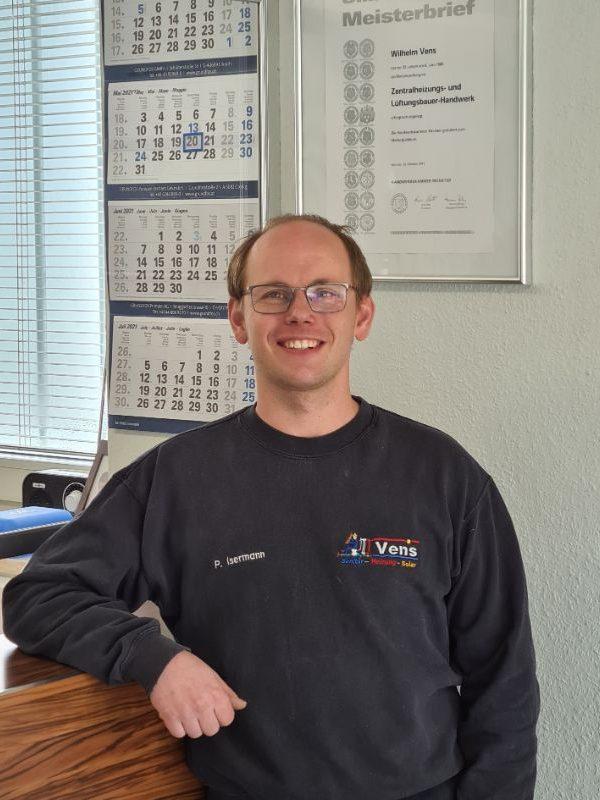 Patrick Isermann